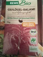 Bio Geflügelsalami - Product - de