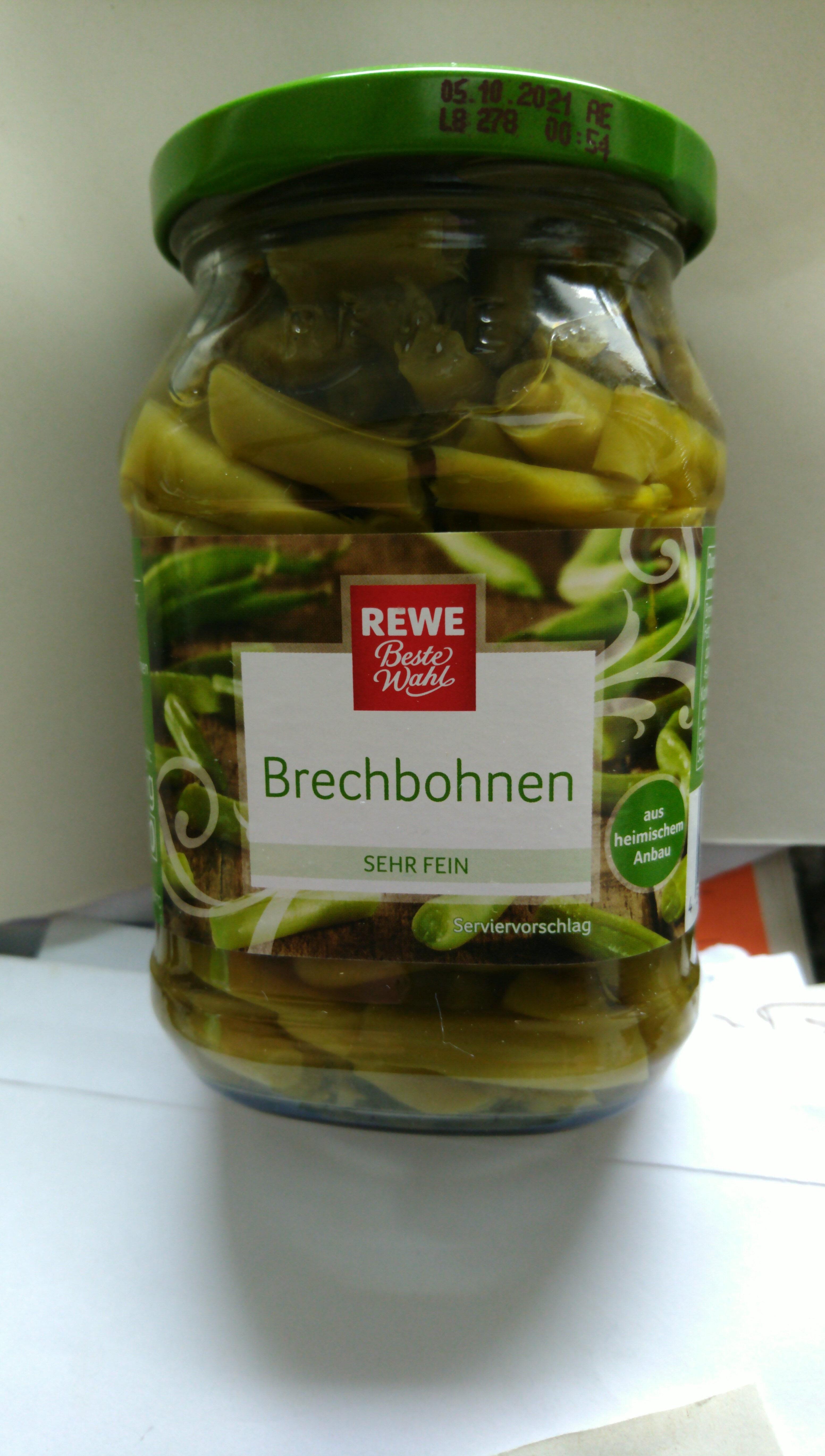 Brechbohnen - Produkt - de