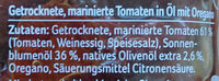 Antipasti Getrocknete Tomaten - Ingredienti - de