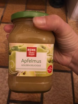 Apfelmus, Golden Delicious - Produit