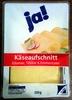 Käseaufschnitt - Produkt