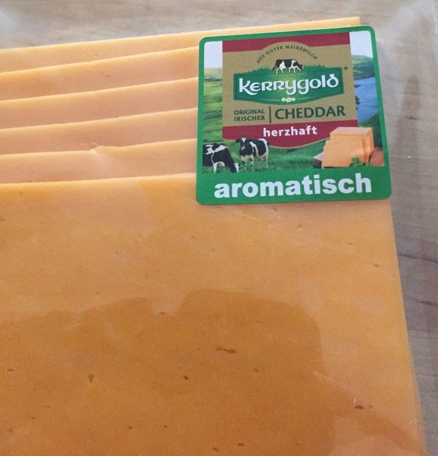 Irischer Cheddar aromatisch - Produkt - de