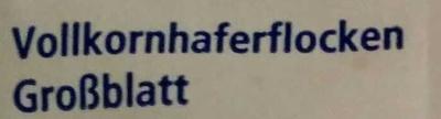 Kernige Haferflocken - Ingredients