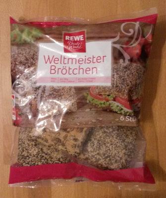Weltmeister Brötchen - Produkt