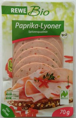 Paprika-Lyoner - Product - de