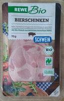 bio Bierschinken - Product - de