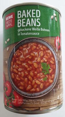 Baked beans - Produit - fr