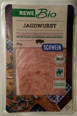 Jagdwurst - Produkt - de