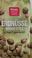 Erdnüsse Wasabi Style - Product - fr