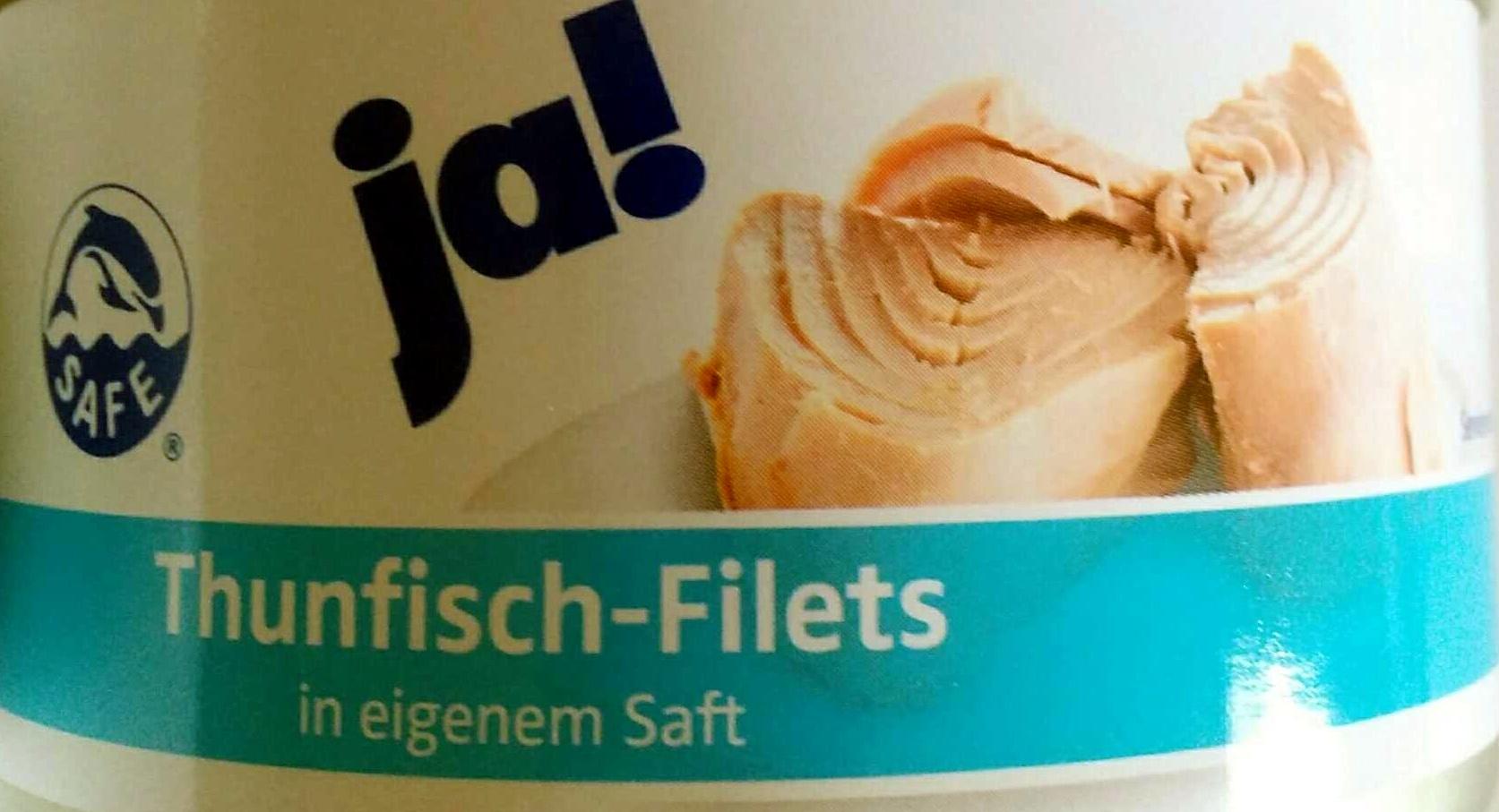 Thunfisch-Filet - Produit