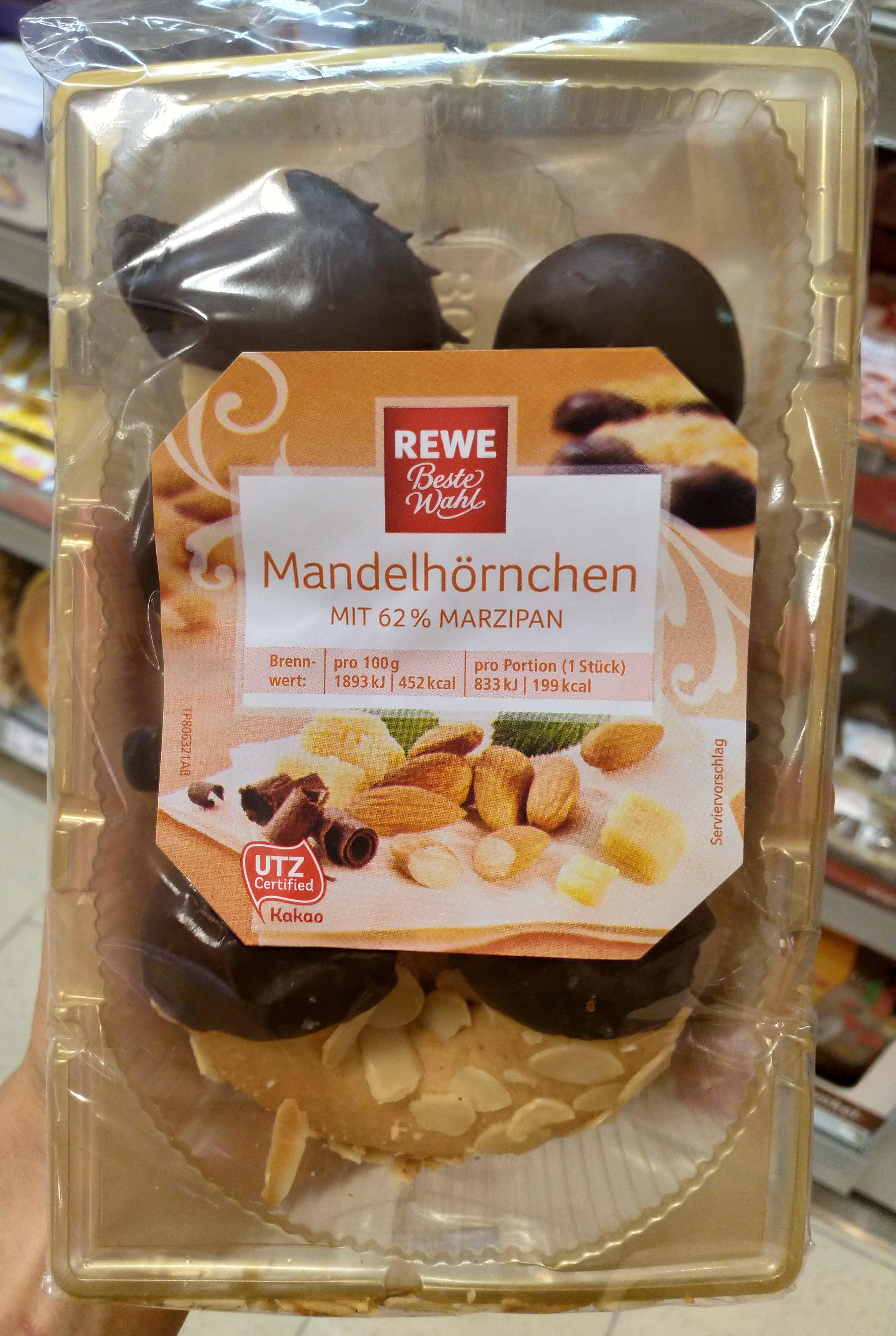 Mandelhörnchen - Product - de