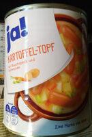 Kartoffel-Topf - Produit - de