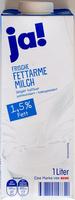 Frische fettarme Milch - Produit - de