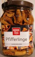Pfifferlinge - Produit