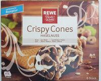 Crispy Cones Haselnuss - Product - de