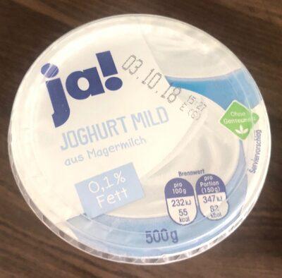 Ja! Joghurt Mild - Product