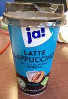 LATTE CAPPUCINO - Produkt