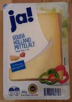 Gouda Holland Mittelalt - Produkt