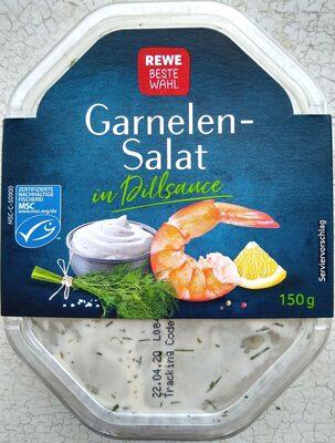 Garnelen Salat in Dillsauce - Produkt - de
