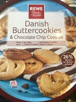 Danish Buttercookies & Chocolate - Produkt - fr