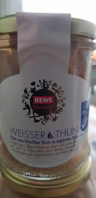 Thon blanc - Produkt