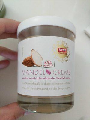 Mandel Creme - Produkt