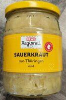 Sauerkraut - Prodotto - en