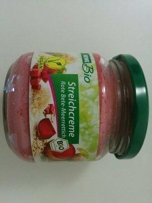 Streichcreme Rote Bete-Meerrettich - Product