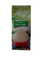 REWE Bio Roh-Rorzucker - Produkt - de