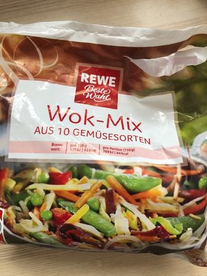 Wok Mix Gemüse - Product - de