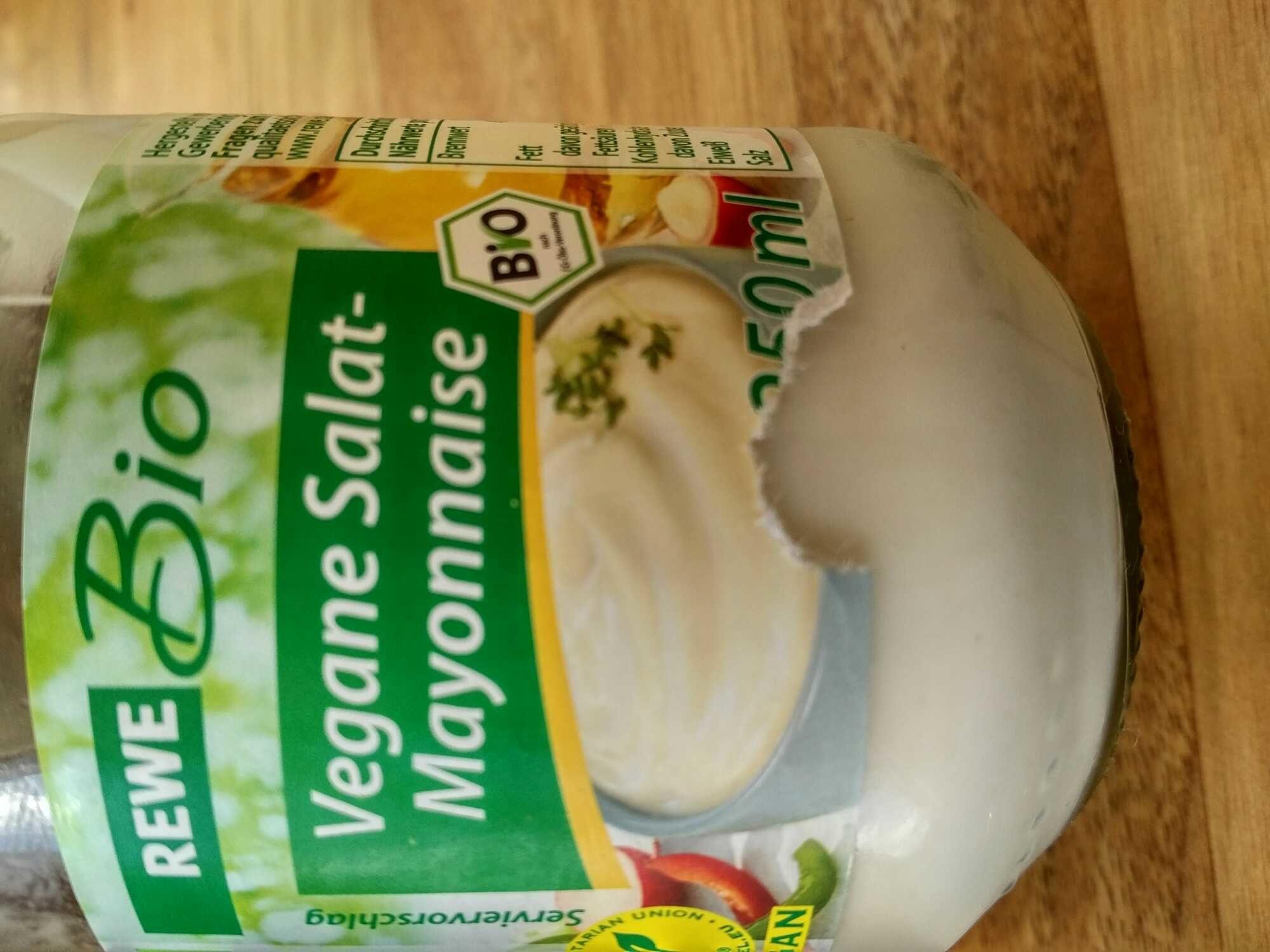 Vegane Salat-Mayonnaise - Produkt