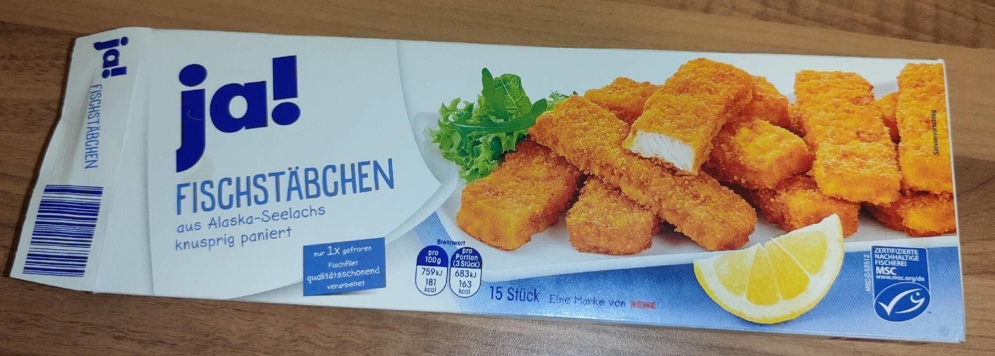 Fischstäbchen - Produkt - en