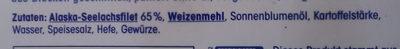 Fischstäbchen - Zutaten - de