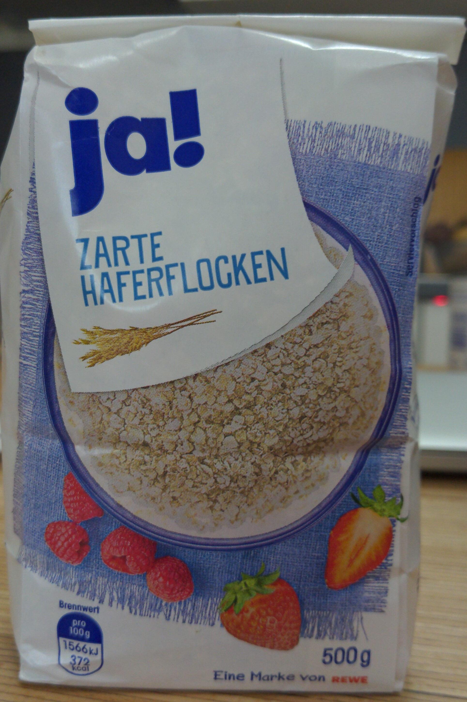 Zarte Haferflocken - Product - de