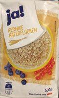 Kernige Haferflocken - Produkt - de