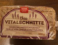Chia VITALSCHNITTE - Product