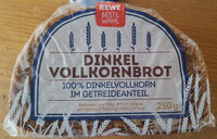 Dinkel Vollkornbrot - Produit - de