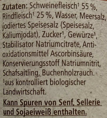 Wiener würstchen - Zutaten - de