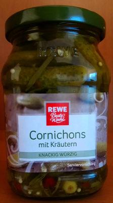 Cornichons mit Kräutern - Produkt