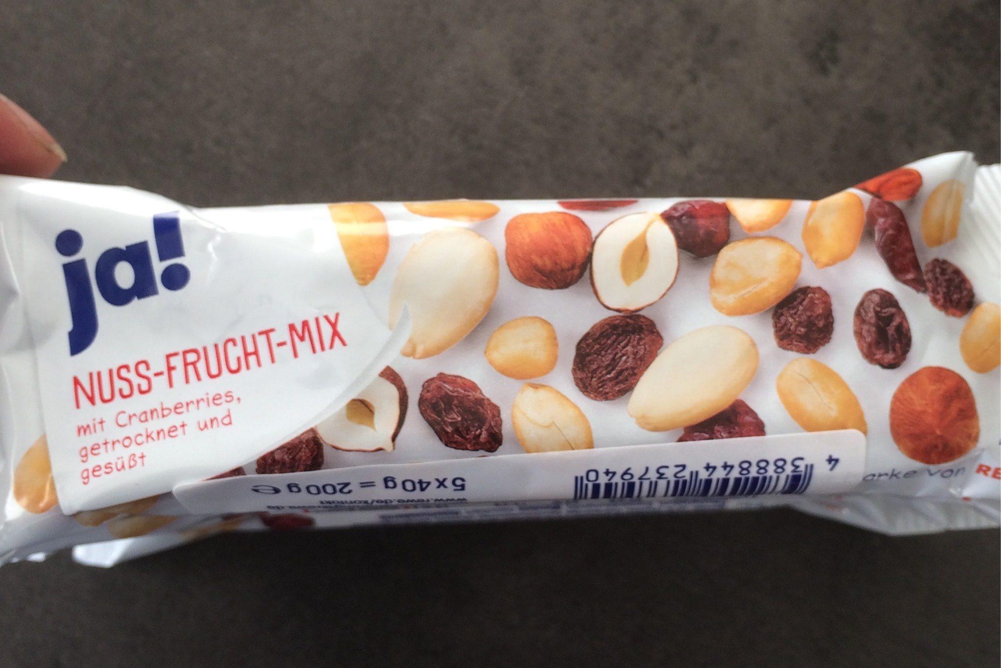 Nuss frucht mix - Product - de