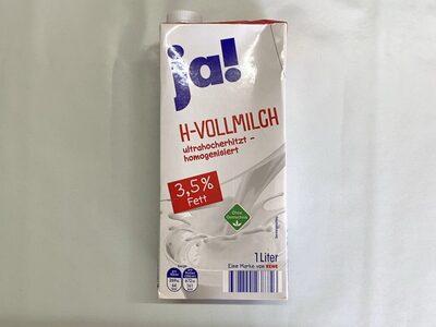 H-Vollmilch - Product - en