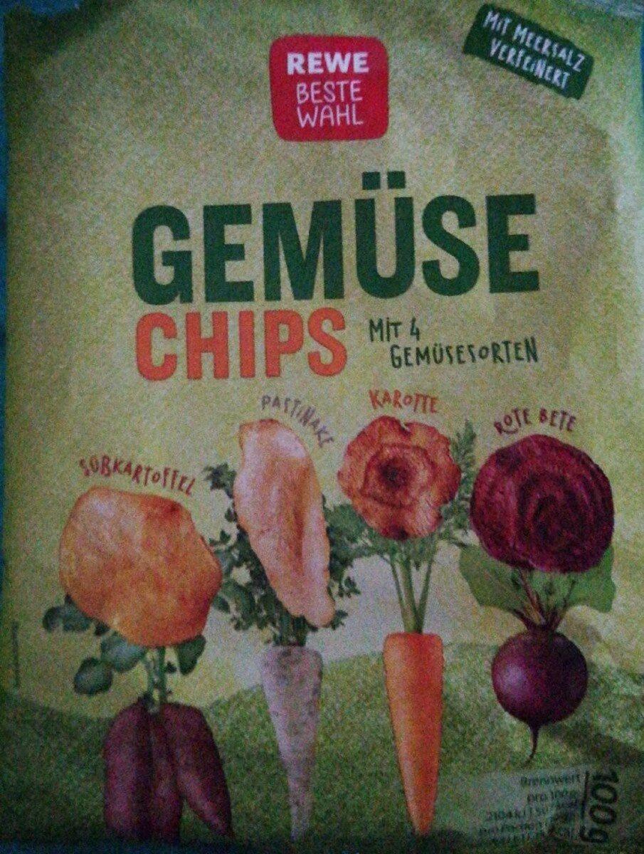 Gemüse Chips - Produkt - de