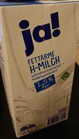 (V) Fettarme H-Milch - Produkt