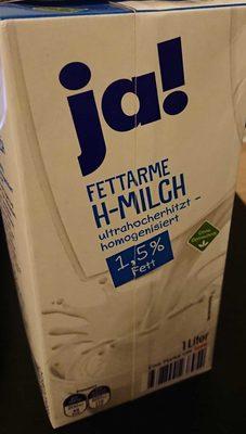 (V) Fettarme H-Milch - Produit - de