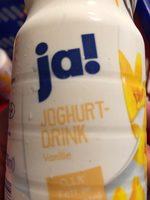 Joghurt-Drink Vanille - Product - de