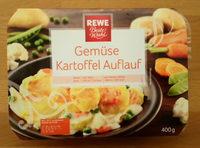 Gemüse Kartoffel Auflauf - Produit - de