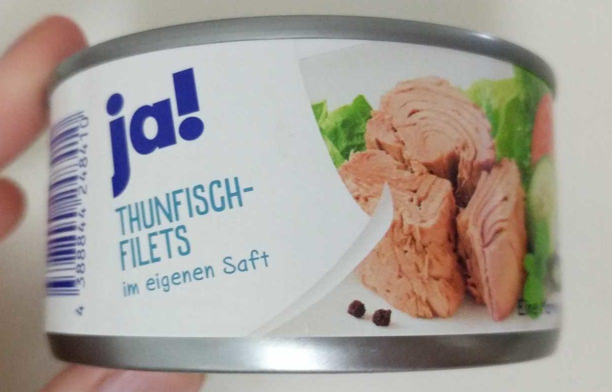 Thunfisch Filets - Produit - de