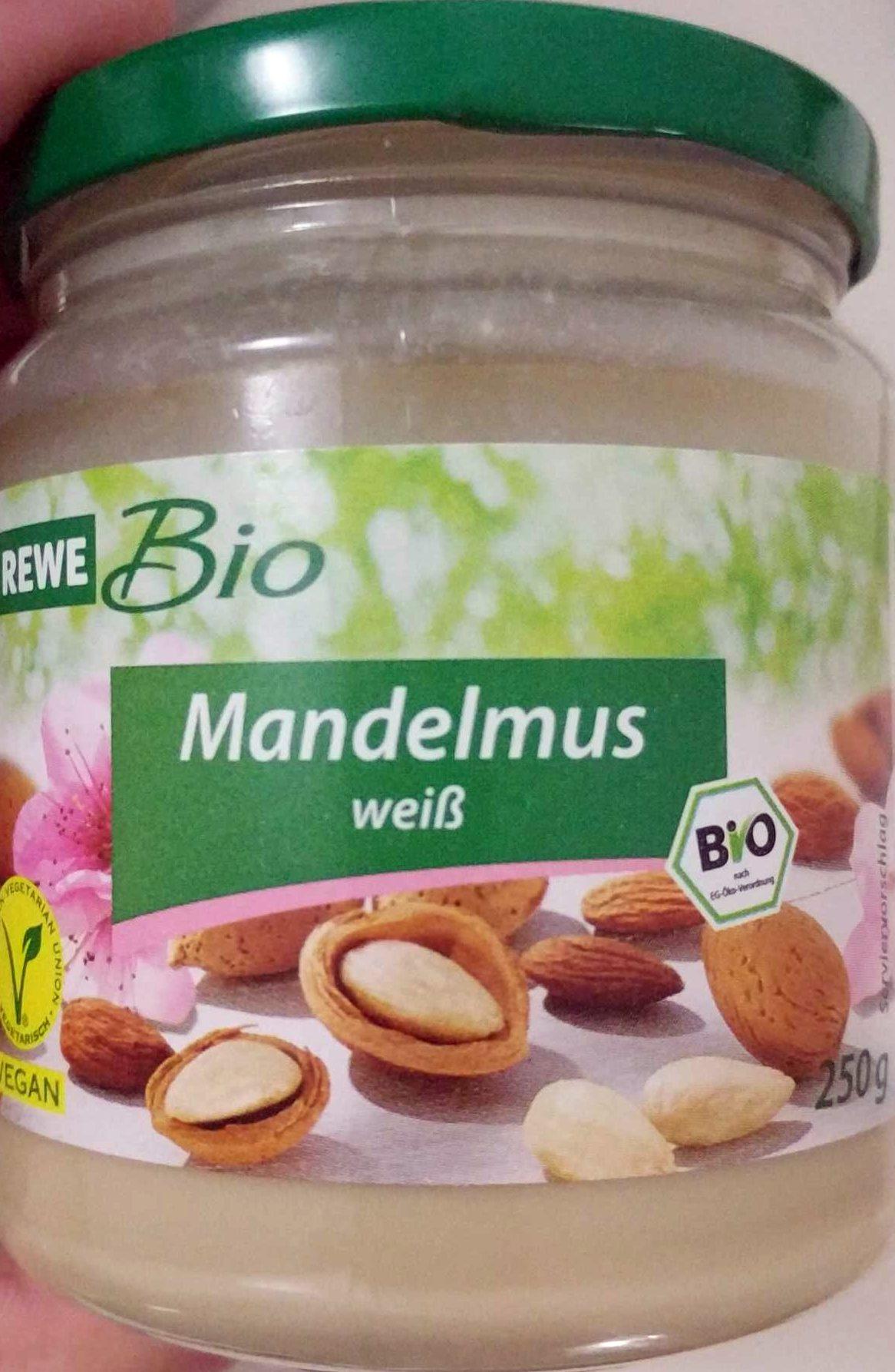 Mandelmus weiß - Product - en