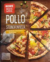 Steinofen-Pizza POLLO - Produkt - de