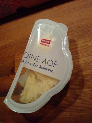 Tête de Moine Käse aus der Schweiz - Produkt